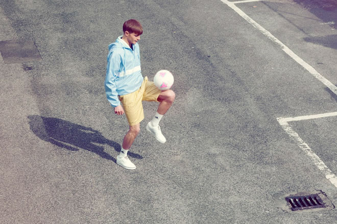 Adidas Originals 2012 Spring/Summer TGB Tailored Sport Collection