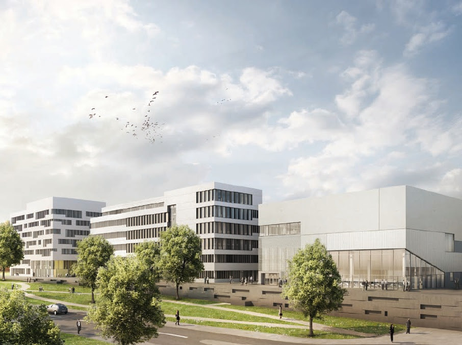 Bauprojekte bochum juli 2016 - Architekturburo bochum ...