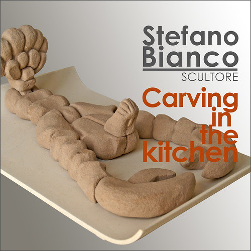 Carving in the kitchen - RECIPE THREE