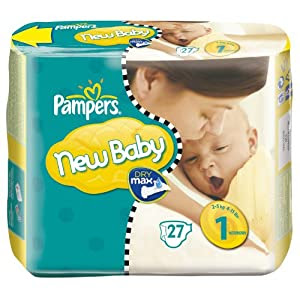 Pampers New Baby Windeln