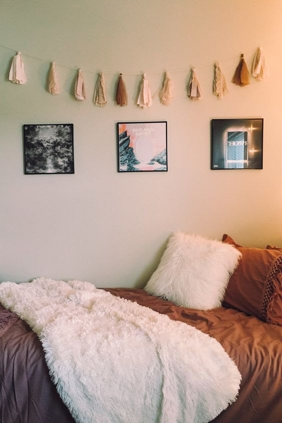 31 Cool Dorm Room Décor Ideas You'll Like - DigsDigs