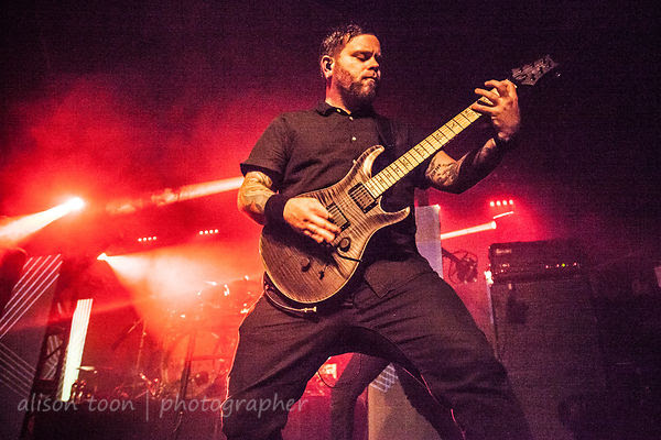 Dustie Waring, guitar, Between The Buried And Me