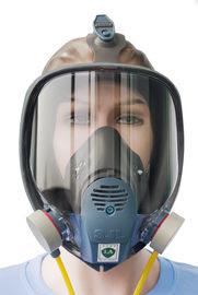 Tip 8502 Tam Kaplamalı Gaz Maskesi Boyama Araba 35 28 22cm Kolay