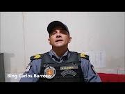 Sargento Oliveira deixa o comando da Polícia Militar de São Roberto e vai para Esperantinópolis.