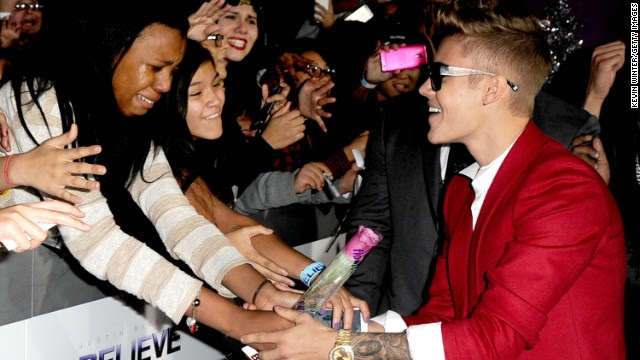 Justin Bieber already had<a href='http://www.cnn.com/2013/11/08/showbiz/music/justin-bieber-2013/index.html'> a rough 2013</a>, and now 2014 doesn't appear to be shaping up to be much better. On January 14, authorities swarmed his California mansion to execute a search warrant connected to an investigation over <a href='http://www.cnn.com/2014/01/13/showbiz/justin-bieber-vandalism-probe/index.html'>a reported egg-throwing incident. </a>It was just the latest in Bieber's troubles ...