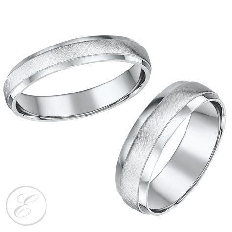 Brilliant him and her wedding bands   Matvuk.Com