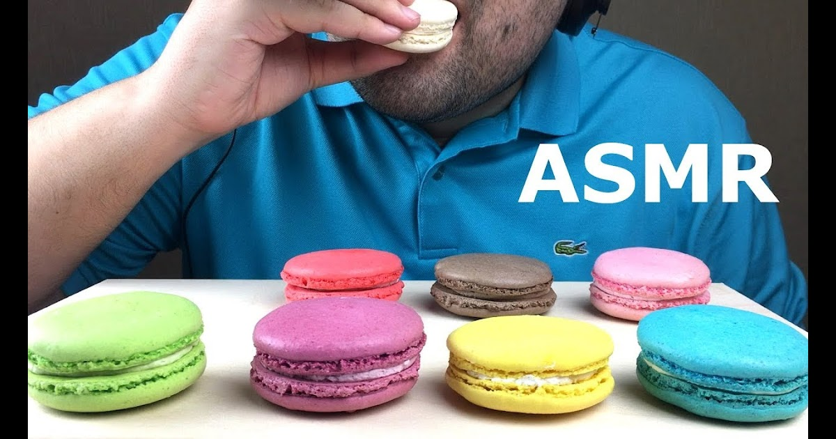 Included That Free Tip Asmr Eating Dessert Macarons Soft Crispy Eating Sounds No Talking Discover daily channel statistics, earnings, subscriber attribute, relevant youtubers and videos. asmr eating dessert macarons