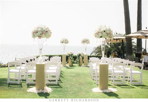 Montage Laguna Beach Wedding   Garrett Richardson Photography