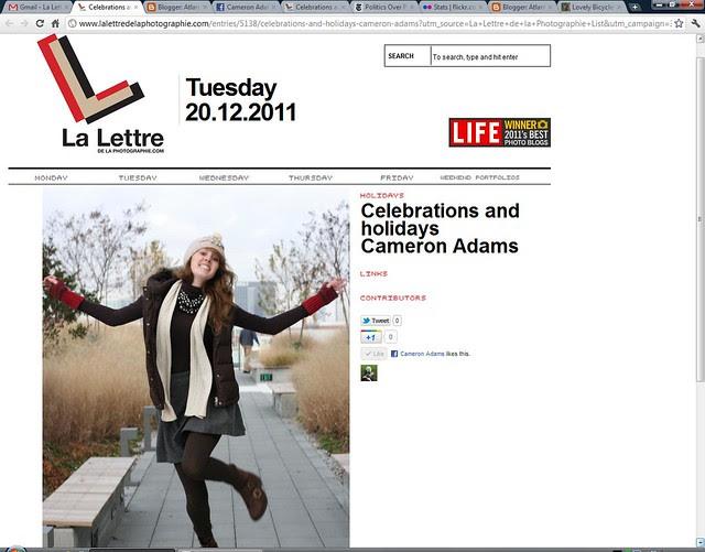 Celebrations and holidays Cameron Adams  La Lettre de la Photographie - Google Chrome 12202011 72742 AM