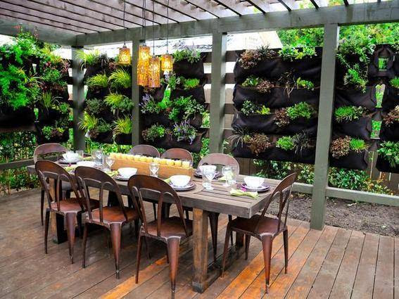 Eye Candy: 10 Inspiring Outdoor Dining Tables and Kitchen Ideas ...