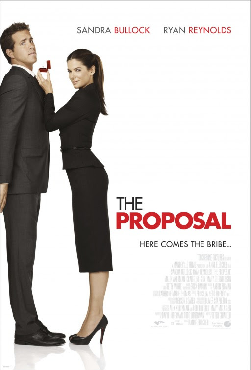 Resultado de imagen de the proposal movie poster