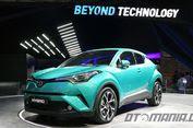 Belum Ada Rencana Investasi Baru Toyota Soal Mobil Listrik