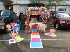 Best Candyland Trunk Or Treat Ideas Stuff Pinterest Trunk Ofertasvuelo