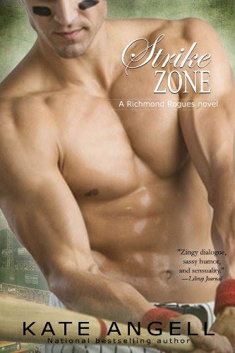 Strike Zone (A Richmond Rogues Novel) by Kate Angell
