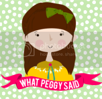 What Peggy Said