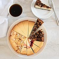 Cheesecake Sampler - 9 Inch (8001CC)
