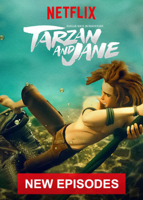 Edgar Rice Burroughs' Tarzan and Jane - Season 2