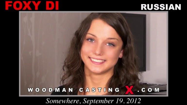 Foxy Di Woodman Casting | xPornxNaked