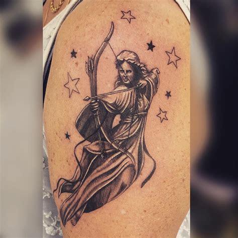 sagittarius tattoo designs types  meanings