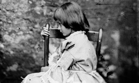 Alice Pleasance Liddell taken by Charles Dodgson aka Lewis Carroll