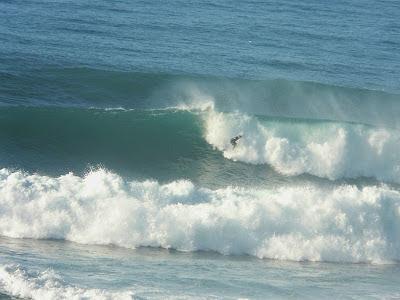 Sesión de surf del 6 de Febrero del 2008 - Meñakoz