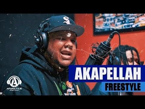 Akapellah X DJ Scuff - Freestyle #18 2da Temp