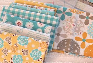 Lori Holt's darling fabric