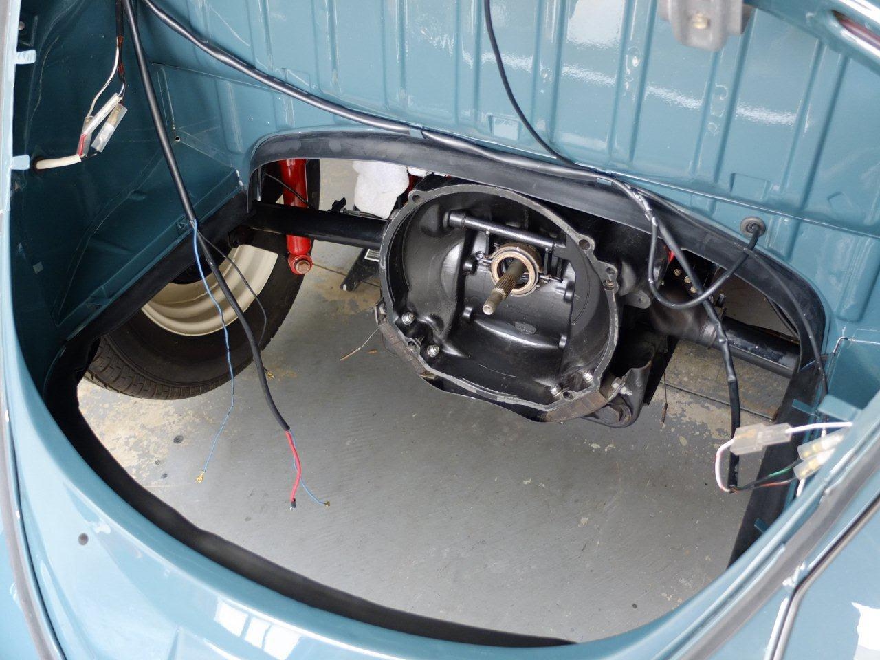 Vw Bug Engine Wiring
