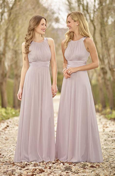 2017 Burgundy Bridesmaids Dresses Halter Wedding Party