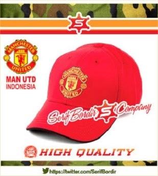 MURAH Topi Red Manchester United Baseball Import Premium 95a36c5ecf68