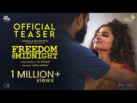 Freedom @ Midnight Malayalam Short Film Teaser