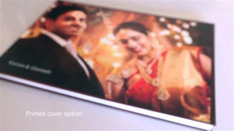 Canvera Photobook from WeddingsbyAnkit   YouTube