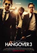 Hangover 3 Filmplakat