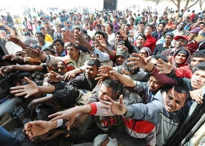 Risultati immagini per L'esercito dei migranti