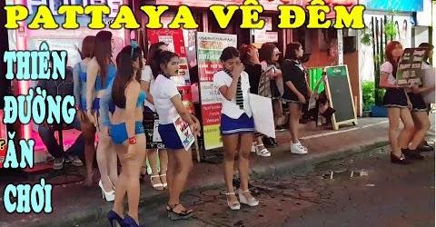 Pattaya - Thiên Đường Ăn Chơi Về Đêm - Du Lịch Thái Lan P3