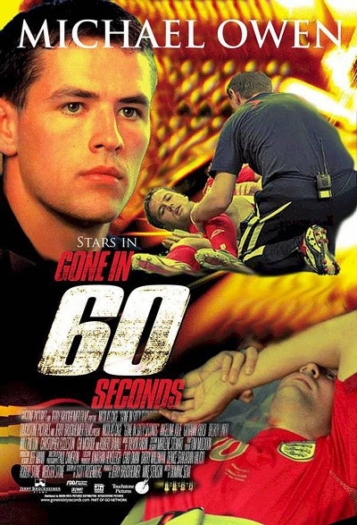 Michael Owen - Gone in 60 Seconds