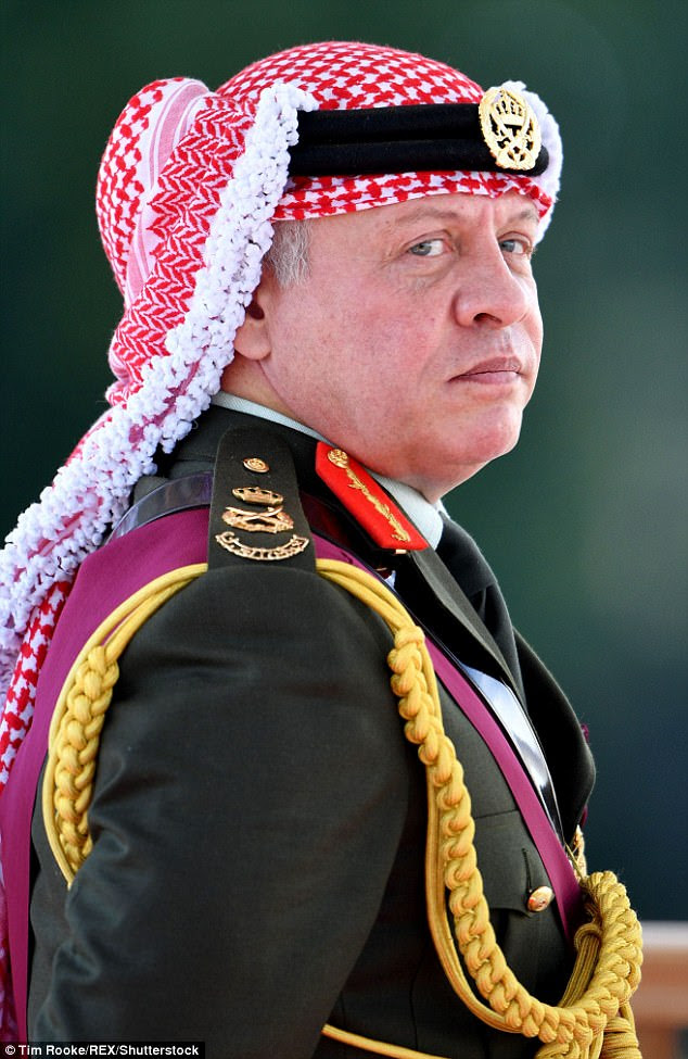 No início deste ano, o rei Abdullah falou de seu orgulho em seu filho seguindo seus passos