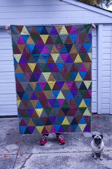 Chambray triangles for Jodi