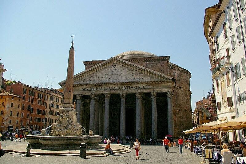 File:Rom Pantheon mit Obelisk.jpg