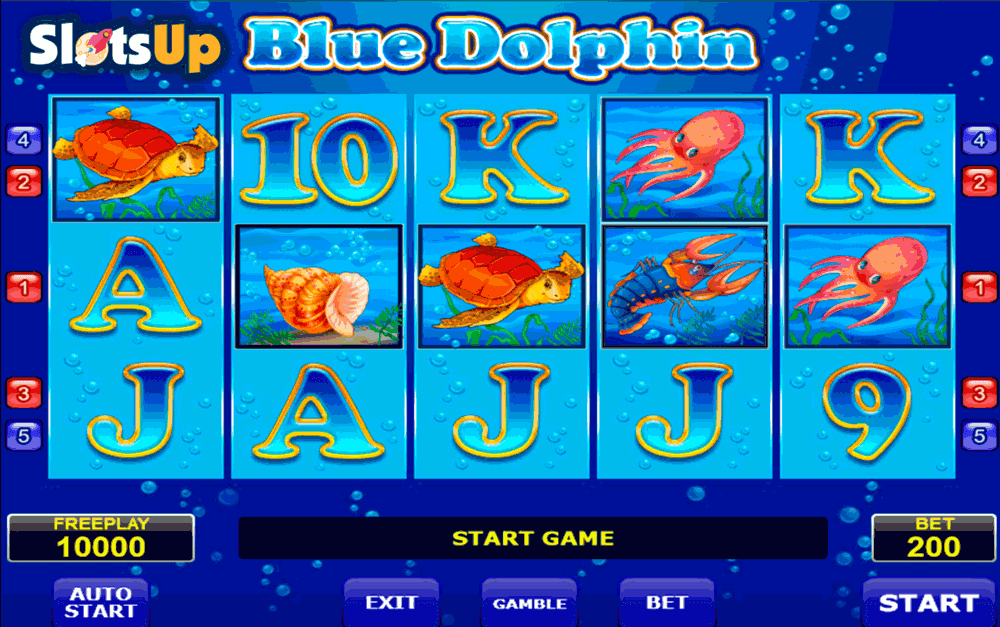 Blue dolphin slot machine online amatic Eruh