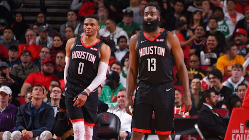 Avatar of James Harden and Russell Westbrook tease potential with big performances