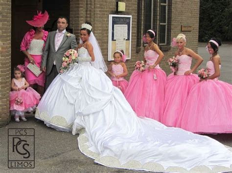 Gypsy Wedding Car Hire Service   My Big Fat Gypsy Wedding