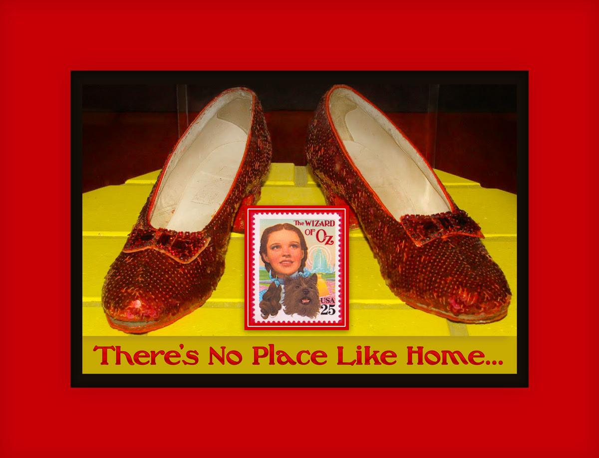 Stamp Frame Wizard Of Oz Jeffco Blog