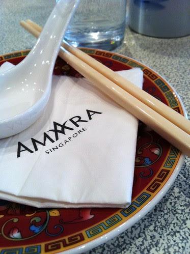 oriental cafe at amara