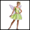 How to Make an Adult Tinkerbell Costume