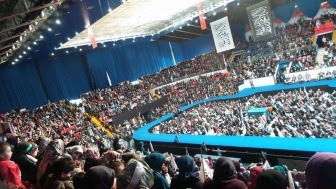 Конференция партии Хизб ут-Тахрир в Анкаре собрала тысячи
