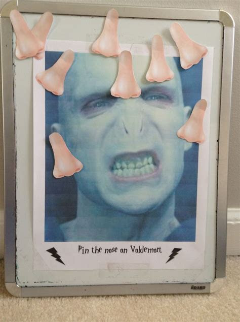 pin  nose  voldemort print    noses
