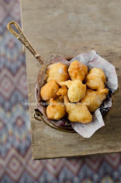Frittelle Dolci-Sweet Fritters