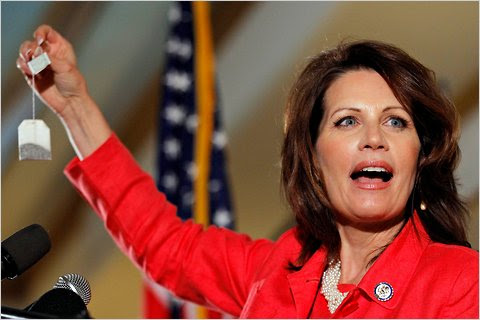michele bachmann quo. Michele Bachmann of