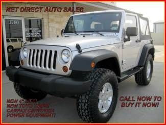 Purchase Used 08 Jeep Wrangler X 4x4 4wd New Lift New Tires